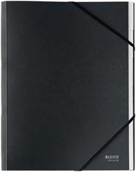Sorteermap Leitz Recycle 6 tabs karton zwart