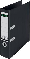 Ordner Leitz 180° Recycle A4 80mm karton zwart