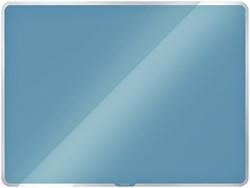 Glasbord Leitz Cosy magnetisch 600x400mm blauw