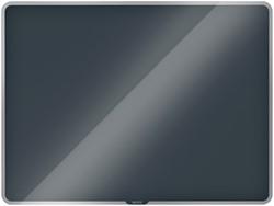 Glasbord Leitz Cosy magnetisch 800x600mm grijs