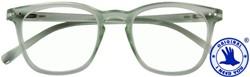 Leesbril I Need You Frozen +2.50 dpt groen