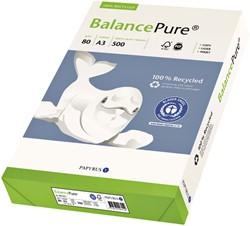 Kopieerpapier Balance Pure A3 80gr wit 500vel