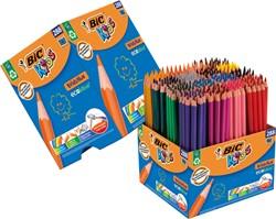 Kleurpotloden Bic Kids Evolution Schoolbox 288 stuks assorti