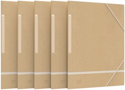 Elastobox Oxford Touareg A4 35mm 500gr beige/wit