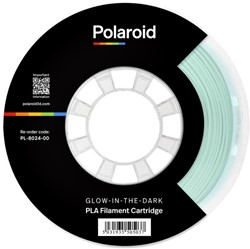 3D Filament Polaroid PLA 1kg Glow-in-the-dark