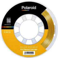 3D Filament Polaroid PLA Universal 250g Deluxe Zijde goud