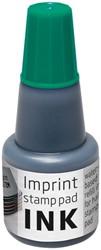 Stempelinkt Trodat Imprint 7711 24ML groen