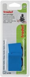 Stempelkussen Trodat 6/50 2 stuks blauw