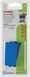 Stempelkussen Trodat 6/4913 2 stuks blauw