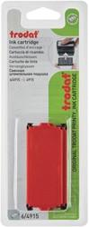Stempelkussen Trodat 6/4915 2 stuks rood