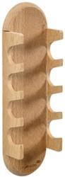 Glasbord stifthouder Legamaster hout