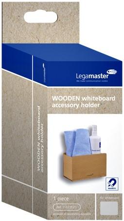 Whiteboard accessoirehouder Legamaster hout-1