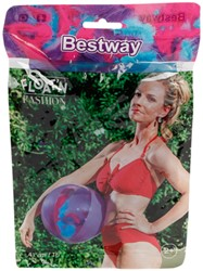 Strandbal Bestway flirty feather 41cm