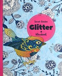 Kleurboek Interstat volwassenen glitter thema secret garden