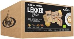 Koekjes Hoppe Lekker Bio koekjesmix 150 stuks