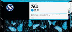 Cartridge HP 764 blauw