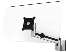Monitorarm Durable met muurbevestiging voor 1 scherm