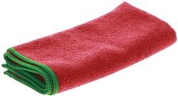 Microvezeldoek Greenspeed Elements 40x40cm rood