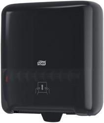 Dispenser Tork H1 551008 handdoek zwart