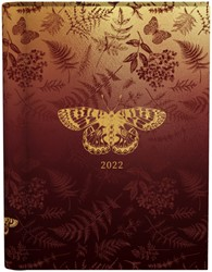Agenda 2022 Midnight Gold rood