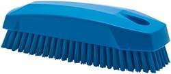 Nagelborstel Vikan hard 130mm blauw