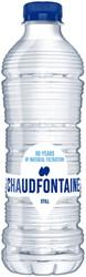 Water Chaudfontaine blauw PET 0.50l