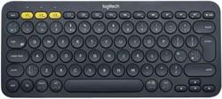 Toetsenbord Logitech K380 Bluetooth QWERTY grijs