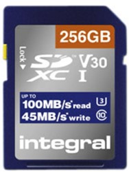 Geheugenkaart Integral SDHC-XC 64GB