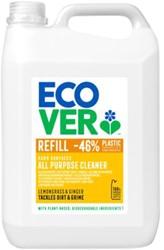 Allesreiniger Ecover citroengrass & gember navulflacon 5L