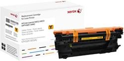 Tonercartridge Xerox 006R04508 655A geel