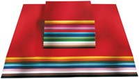 Fotokarton Folia 2zijdig 24x35cm 300gr pak à 25vel ass-3