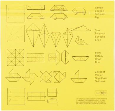 Vouwkartons vierkant 16x16cm 105gram assorti-3