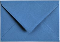 Envelop Papicolor C6 114x162mm donkerblauw-2