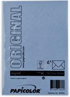 Envelop Papicolor C6 114x162mm donkerblauw-3