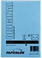 Envelop Papicolor C6 114x162mm Hemelsblauw-3