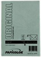 Envelop Papicolor C6 114x162mm dennengroen-3