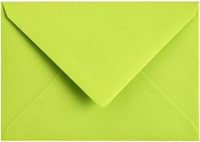 Envelop Papicolor C6 114x162mm appelgroen-2