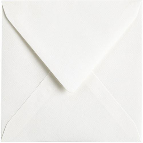 Envelop Papicolor 140x140mm hagelwit-2