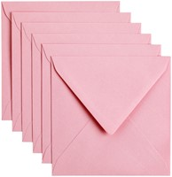 Envelop Papicolor 140x140mm Babyroze