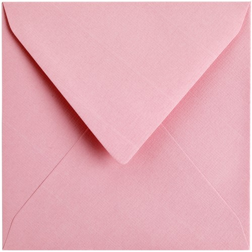 Envelop Papicolor 140x140mm Babyroze-2