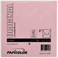 Envelop Papicolor 140x140mm Babyroze-3