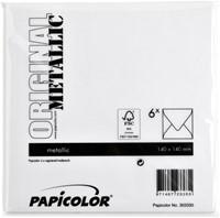Envelop Papicolor 140x140mm Parelwit-3