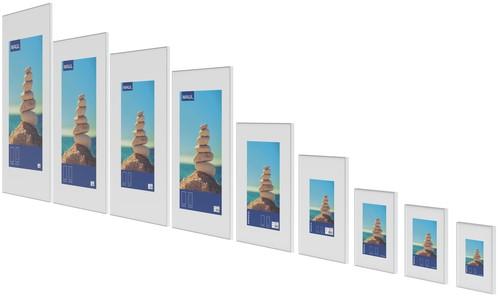 Fotolijst MAUL 30x40cm lijst zilverkleurig-2