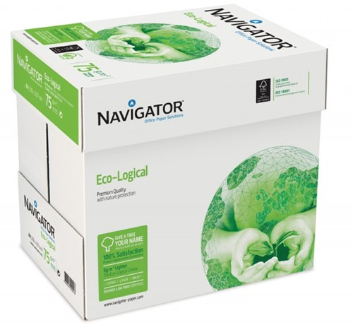 Navigator Eco-logical A4 75Gr-2