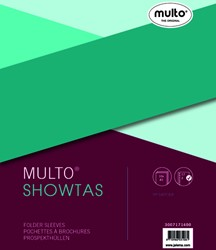 Showtas Multo 17-gaats PP 0.08mm nerf
