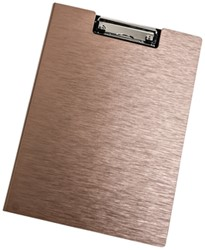Klembordmap LPC Elegance Flex A4 met 120mm draadklem koper