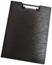 Klembordmap LPC Elegance flex A4 zwart