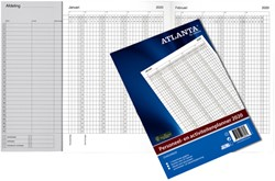 Jaarplanner 2020 Atlanta A4