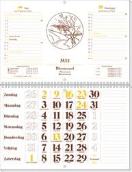 1-Maandkalender 2021 Korenaar Nederlandstalig