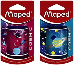 Puntenslijper Maped Cosmic 2gaats assorti